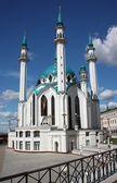 Kul Sharif Mosque in the Kazan Kremlin. Russia, Republic of Tatarstan — Stock Photo