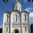Stock Photo: Demetrius Cathedral in Vladimir, Russia