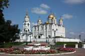 The Holy Assumption Cathedral. Vladimir, Russia — Stock Photo