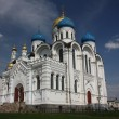Transfiguration Cathedral. St. Nicholas Ugreshsky monastery. Russia — Stock Photo