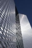 Das moderne hochhaus. — Stockfoto