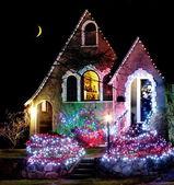 Noc bożego narodzenia — Zdjęcie stockowe