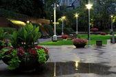 Miasta i ogrody — Zdjęcie stockowe