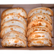 Argentinian empanada. — Stock Photo