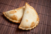 Two empanadas. — Stock Photo
