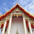 Roof Of temple — Stock Photo #3865258