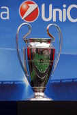 Uefa Champions League Trophy — Stock Photo