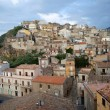 Postcard from Caccamo — Stock Photo
