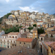 Stock Photo: Postcard from Caccamo
