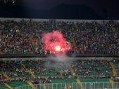 PALERMO, ITALY - August 17, 2013 - US Citta di Palermo vs Hellas Verona - TIM CUP — Stock Photo