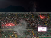 PALERMO, ITALY - August 17, 2013 - US Citta di Palermo vs Hellas Verona - TIM CUP — Stockfoto
