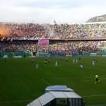 巴勒莫,意大利-2013 年 11 月 9 日-我们诺迪巴勒莫 vs 特拉帕尼足协-乙级 — 图库照片 #35265555