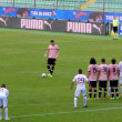 Stock Photo: PALERMO, ITALY - November 9, 2013 - US Cittdi Palermo vs Trapani Calcio - Serie B