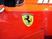 Ferrari Formula One racing car — Stock Photo