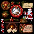 Royalty-Free Stock Vector Image: Christmas collection.