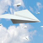 Paper Planes — Stock Photo #13042221