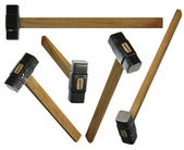 Sledge Hammers — Stock Photo
