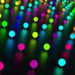 Royalty-Free Stock Photo: Colorful Lights