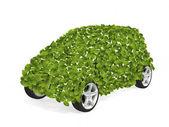 Green Car II — Stock Photo