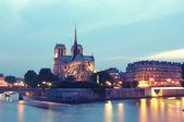 Notre Dame, Paris - France — Stock Photo