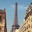 Eiffel Tower, Paris - France — Stock Photo #12896746