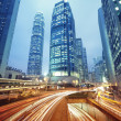Stock Photo: Skyscrapesr in Hong Kong