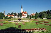 Hietzinger Pfarrkirche, Vienna - Austria — Stock Photo