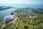 Garden by the Bay, Singapore — Stock Photo
