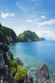 El Nido, Palawan - Philippines. — Stock Photo