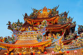 Ciyou Temple, Taipei - Taiwan. — Stock Photo