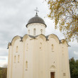 Church of St. George. Fortress Old Ladoga, Russia - Stock Photo