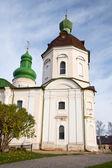 Ein baudenkmal des russischen nordens. — Stockfoto