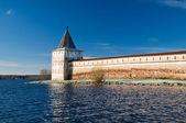 кирилло-белозерский монастырь — Стоковое фото