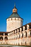 Le monastère de kirillo-belozersky — Photo