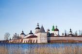 Un monument architectural du nord de la russie. — Photo