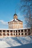 Kirill-Beloserski-Kloster. — Stockfoto