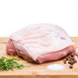 Piece of pork — Stock Photo