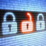 Internet lock — Stock Photo #17167591