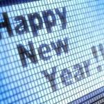 Happy new year — Stock Photo #17167637