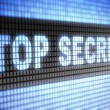 Top secret — Stock Photo #21208761