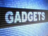Gadgets — Stock Photo