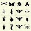 Insects — Image vectorielle