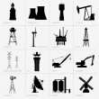 Industry equipment — Vector de stock #21514575