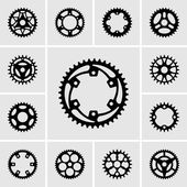 Sprockets — Stock Vector