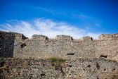 Ancient fortress wall — Stock Photo