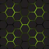 Sfondo astratto vettoriale con cellule. — Vettoriale Stock