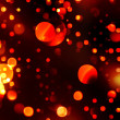 Colorful lights on red background. — Stock Photo #42163679