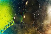 Abstract colorful water background — Stock Photo