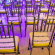 Event Chairs — Stock Photo #13165148