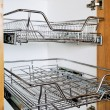 Royalty-Free Stock Photo: Stainless Rack